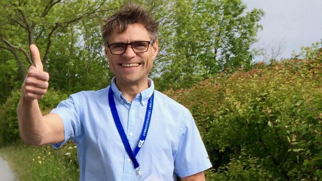 Portræt: Jeppe Kragelund